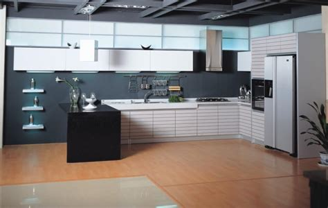 kitchen cabinets in china melamine board kitchen cabinet am 001 ared china