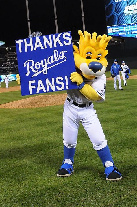 Royal Thank Fans For Support by Thank You Royals Fans For Your Support This Season We