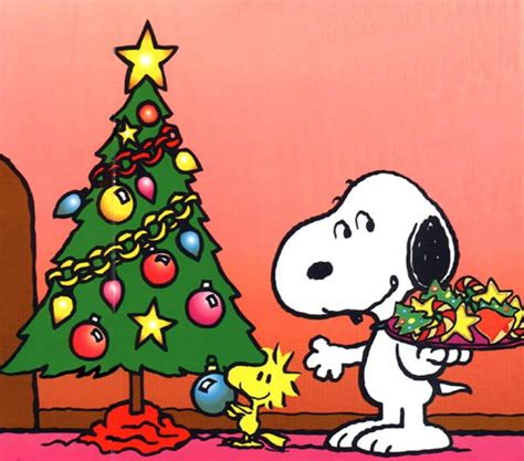 snoopy christmas wallpaper