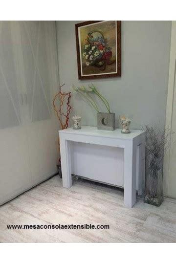 consola comedor extensible mesa consola extensible en mesa de comedor con pata