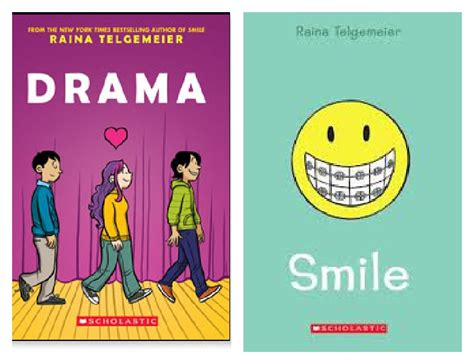 the the smile books smile drama raina telgemeier books my organized chaos