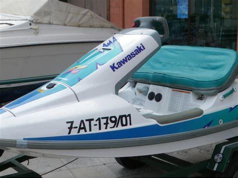 Kawasaki 650 Jet Ski by Kawasaki Sport Cruiser 650 Jet Ski Em Pto Dptivo Marina De