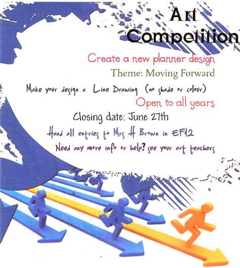 poster design competition uk art competition create a new planner designart
