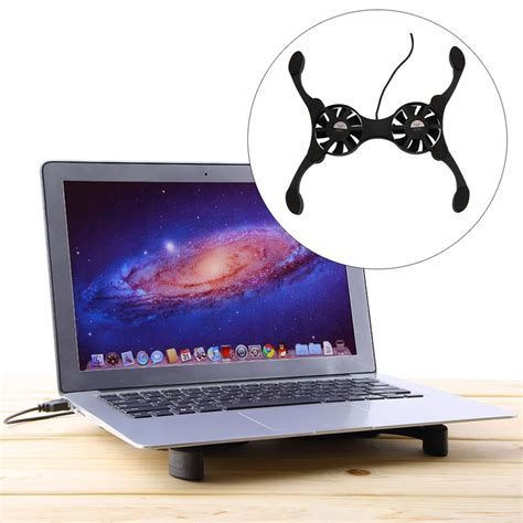 Mini Notebook Cooling Pad Fan Laptop usb mini octopus laptop notebook fan cooler cooling pad