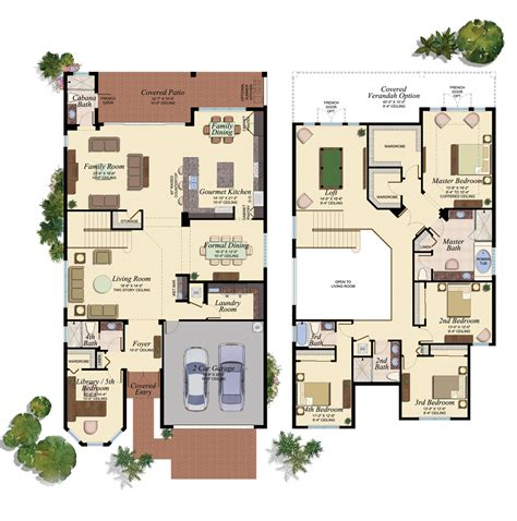gl homes the bridges floor plans house design plans