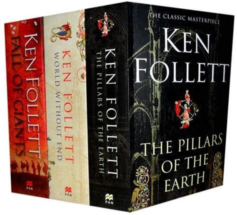 the pillars of books ken follett the century triology fall of giants