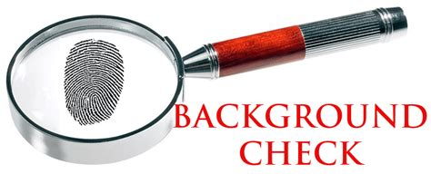 A Background Check How To Do A Background Check Personal Finance Made Easy Banking Loans Credit