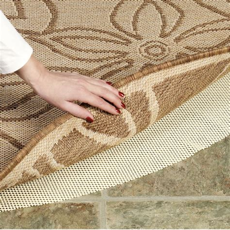 Outdoor Rug by Mildew Resistant Outdoor Rug Pad