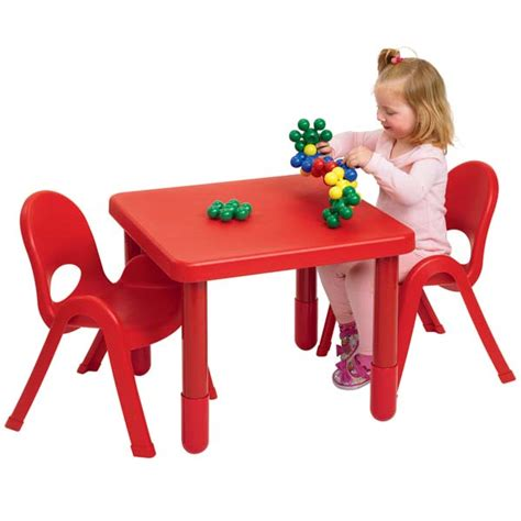 preschool table and chair height angeles myvalue set 2 preschool matching table and chairs
