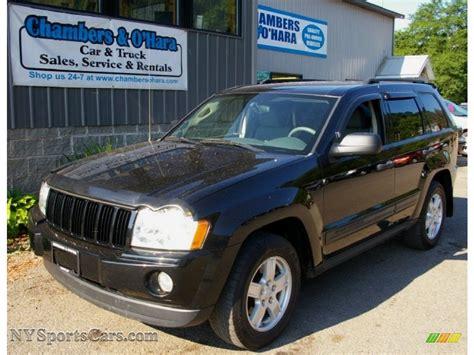 O Hara Jeep 2006 Jeep Grand Laredo 4x4 In Black 180307