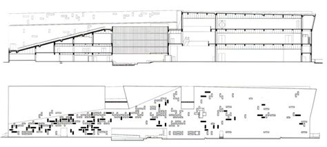 museum floor plan dwg ningbo historic museum architectural plan and diagram