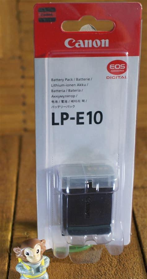Baterai Canon Lp E10 For 1100d 1200d 1300d jual battery lp e10 for canon baru jual beli laptop