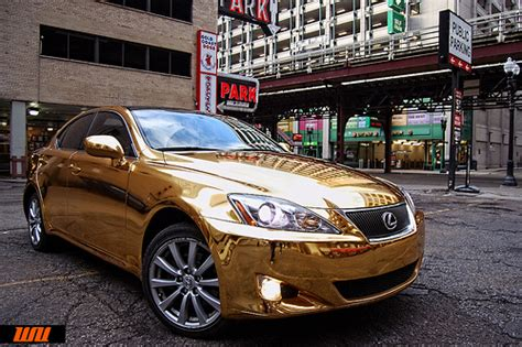 lexus gold gold lexus is250 by wrapup flickr photo sharing