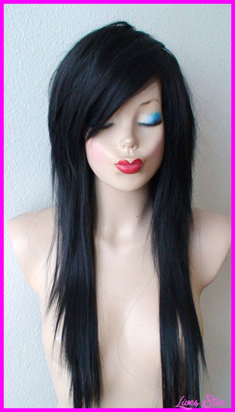 emo hairstyles wigs emo hair wigs for guys livesstar com