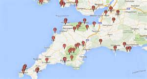 Barns Green Camping Cornwall Devon And The West Country Bunkhouses Hostels