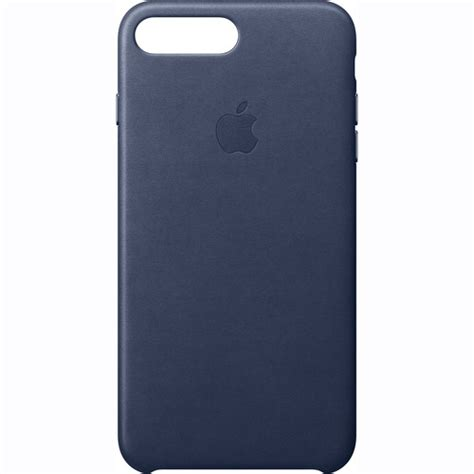 h iphone 7 plus apple iphone 7 plus leather midnight blue mmyg2zm a b h