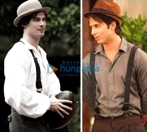 by bollywood hungama news network apr 30 2012 1405 ist shahid s look in tmk inspired by the vire diaries