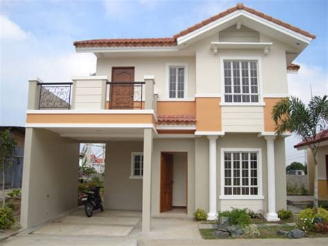 2 floor houses small house design philippines studio design gallery best design