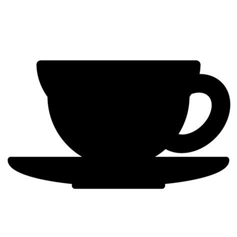 cup silhouette png シルエットでかわいいコーヒーカップの無料イラスト 商用フリー オイデ43
