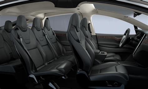 Tesla Suv Interior Everything You Need To About The Tesla Model X Dgit