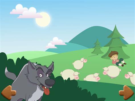 libro el cuento de pedrito pedro y el lobo cuento interactivo domestika