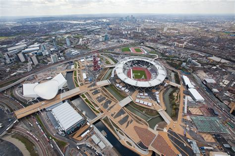 The London Olympics Shows Off its Greener Side   UNspOILed.org