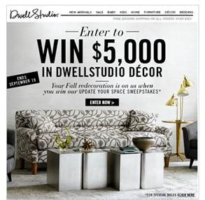 home decor sweepstakes decor sweepstakes 28 images 3rd annual home d 233 cor