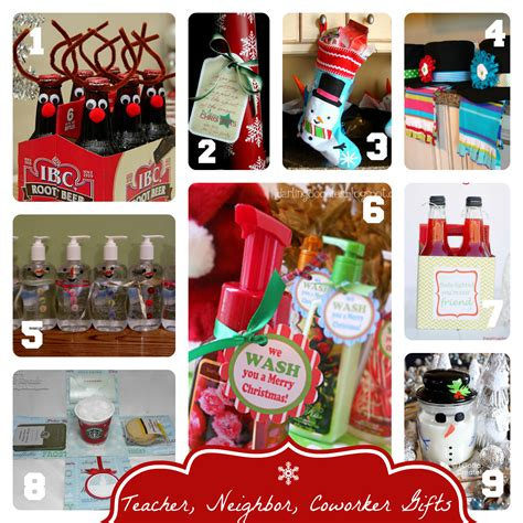 homemade christmas gifts for coworkers googly glitter 31 days to get a jump start on plan and supply your