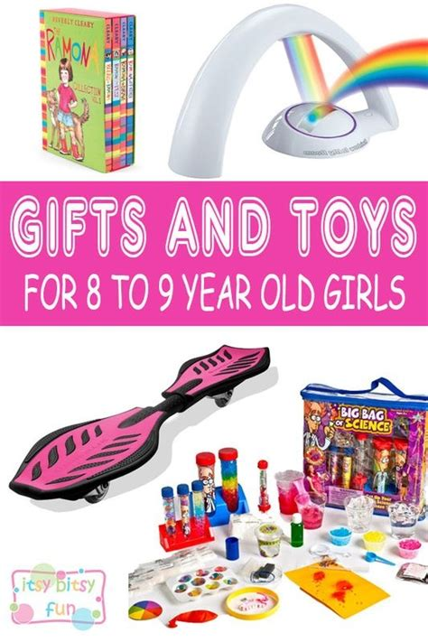 best gifts for 8 year old girls lots of ideas for 8th