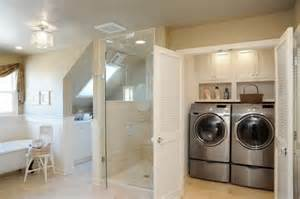front loading washing machine and dryer full size bathroom design picturesque salmon color painted