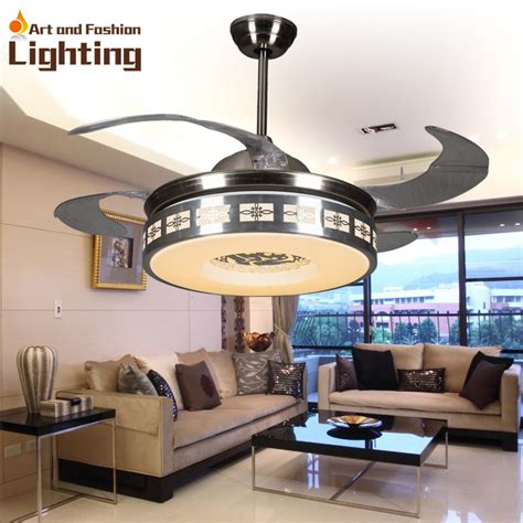 42 inch fan lights living room bedroom ceiling fans light luxury ceiling fan lights modern ceiling fans 42 inches 5