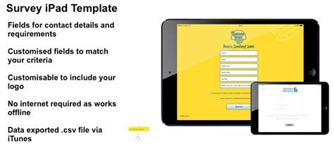 Buy Ios Ipad Survey Template Chupamobile Com Ios App Terms And Conditions Template