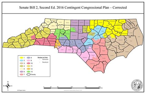 q a takeaways from nc s 2016 congressional redistricting