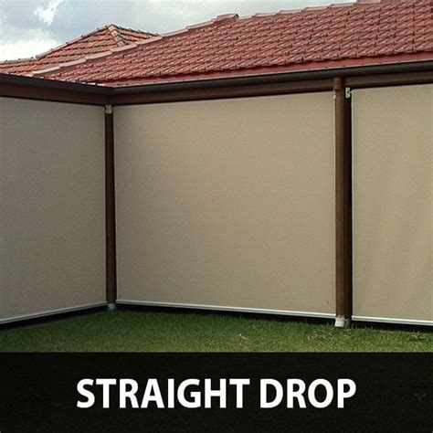 straight drop awnings the straight drop awning central coast and sydney areas