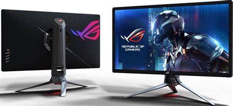 asus rog pg27uq preview 4k 144hz g sync hdr gaming monitor