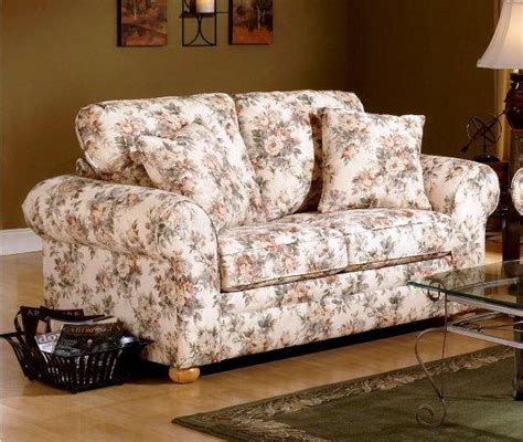 floral sofas and loveseats 12 floral pattern sofa designs rilane