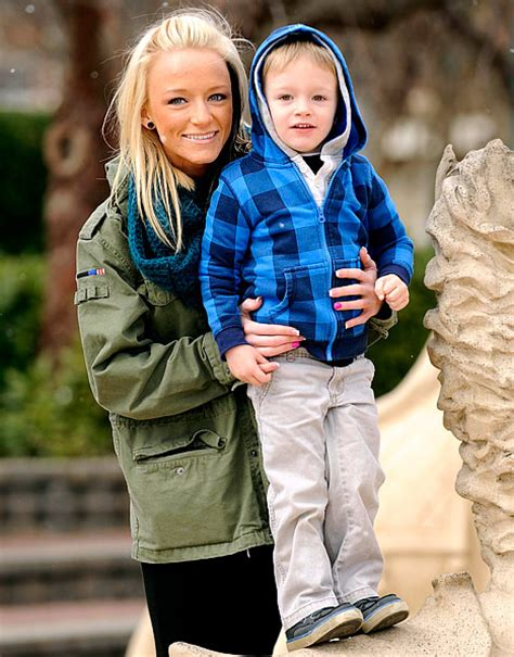 bentley maci s maci bookout coparenting with ex edwards