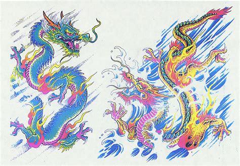 tattoo flash collection download flash tattoo collection img280 171 coloured 171 flash tatto sets