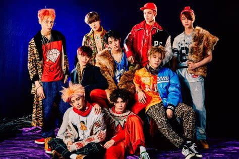 Poster Kpop A4 Nct Taeyong nct 127 members profile updated