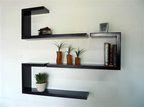 imagenes paredes minimalistas repisas flotantes para dormitorios imagui