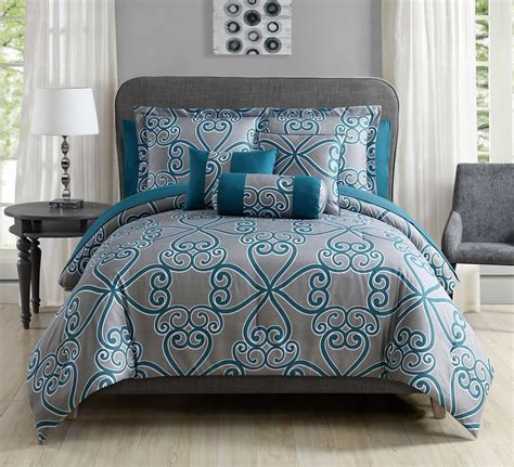 grey and teal bedding sets cheap teal bedding sets with more ease bedding with style