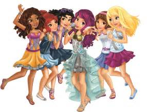 Check Out The New Lego 174 Friends Pop Stars Range Fun