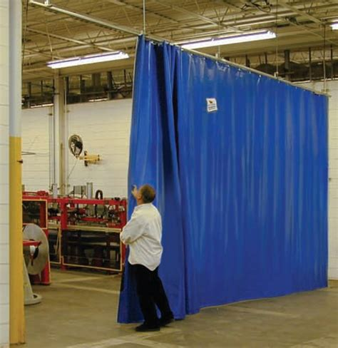warehouse curtains strip doors weld screens curtains matrix material