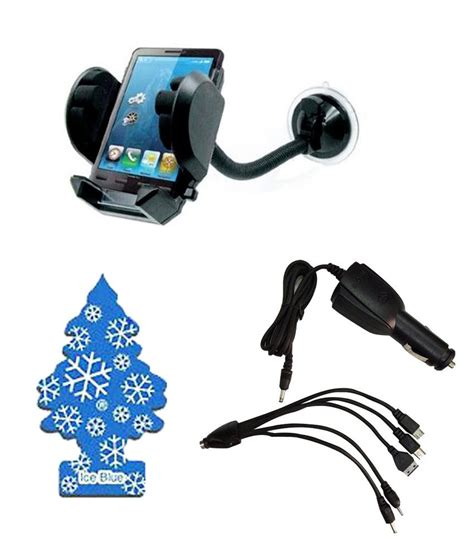 Keren Habiis 3 In 1 Car Mobil Holder Kit Pegangan Diskon autofurnish combo car mobile holder titoni car mobile charger hanging perfume buy