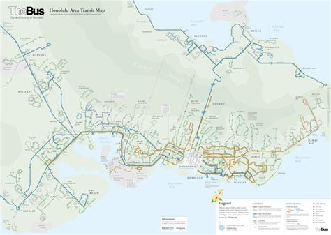 honolulu map honolulu the system maplets