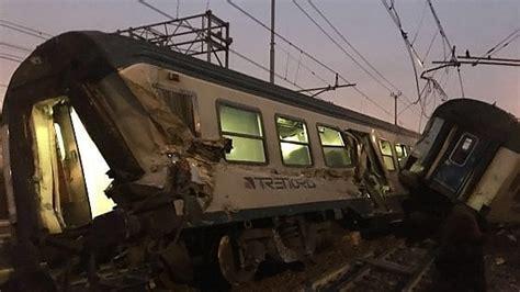 treno napoli pavia pioltello deraglia convoglio trenord feriti repubblica it