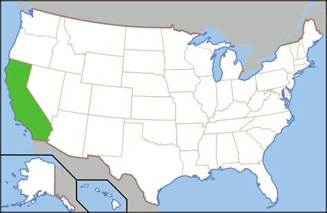 american map california sobering fact all america s households could fit in