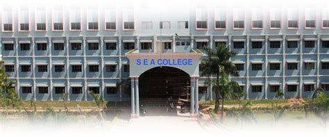 Sea College Mba Bangalore by S E A College Of Arts Science Commerce In Bangalore