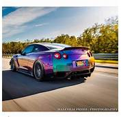 MUSCLE CAR COLLECTION  Nissan Godzilla GTR R35 Colored