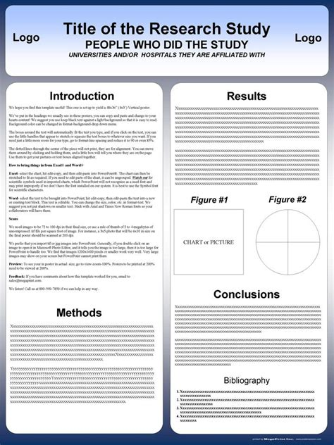 template for scientific posters research poster templates free powerpoint scientific research poster templates for